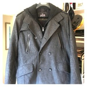 Wool  Coat made by Express.